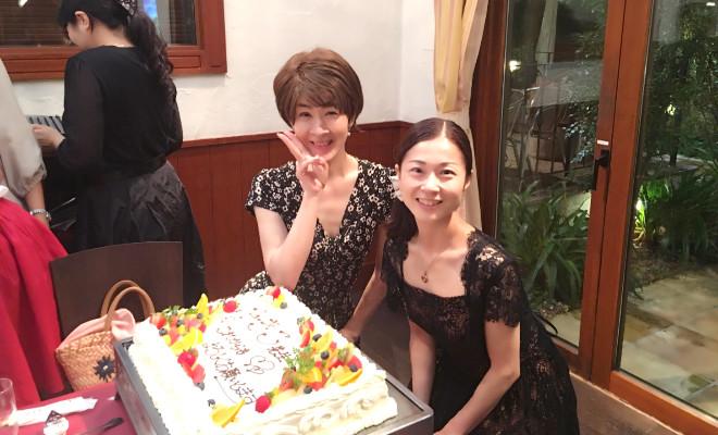 姉妹校 オーロラバレエ田喜野井教室(船橋市)10周年パーティー
